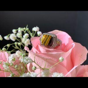 Jewelry - Healing Tiger's Eye Ring